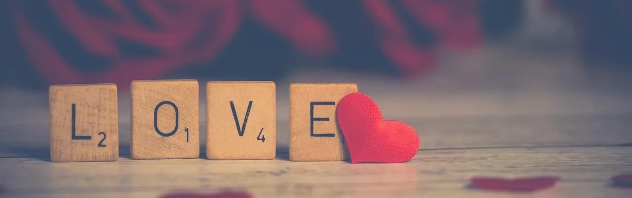 liefde-intimiteit